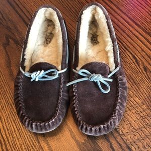 Ugg youth slippers